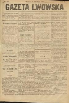 Gazeta Lwowska. 1901, nr300