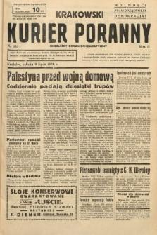 Krakowski Kurier Poranny : niezależny organ demokratyczny. 1938, nr183
