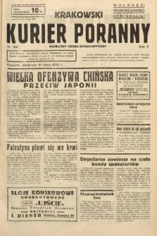 Krakowski Kurier Poranny : niezależny organ demokratyczny. 1938, nr184