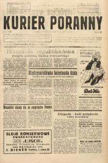 Krakowski Kurier Poranny : niezależny organ demokratyczny. 1938, nr185