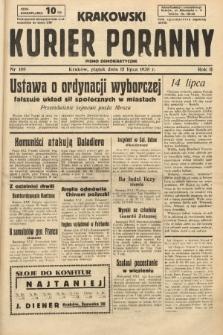 Krakowski Kurier Poranny : pismo demokratyczne. 1938, nr189