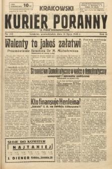 Krakowski Kurier Poranny : pismo demokratyczne. 1938, nr192