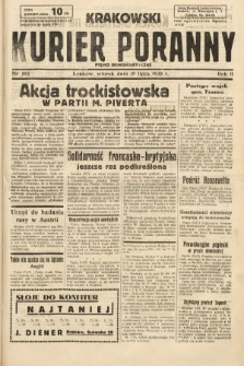 Krakowski Kurier Poranny : pismo demokratyczne. 1938, nr193