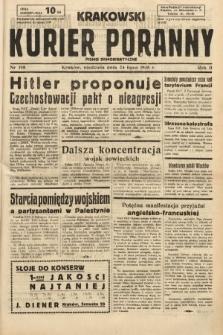Krakowski Kurier Poranny : pismo demokratyczne. 1938, nr198