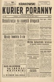Krakowski Kurier Poranny : pismo demokratyczne. 1938, nr199