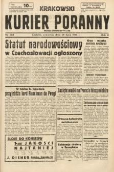Krakowski Kurier Poranny : pismo demokratyczne. 1938, nr202