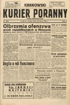 Krakowski Kurier Poranny : pismo demokratyczne. 1938, nr204