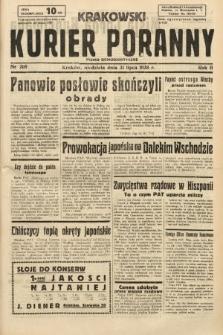 Krakowski Kurier Poranny : pismo demokratyczne. 1938, nr205