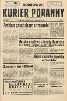 Krakowski Kurier Poranny : pismo demokratyczne. 1938, nr208