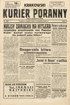 Krakowski Kurier Poranny : pismo demokratyczne. 1938, nr210