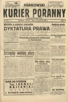 Krakowski Kurier Poranny : pismo demokratyczne. 1938, nr214