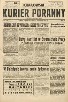 Krakowski Kurier Poranny : pismo demokratyczne. 1938, nr216