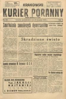 Krakowski Kurier Poranny : pismo demokratyczne. 1938, nr220