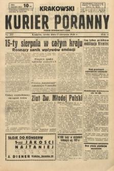 Krakowski Kurier Poranny : pismo demokratyczne. 1938, nr222
