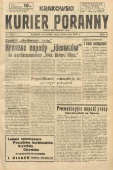 Krakowski Kurier Poranny : pismo demokratyczne. 1938, nr223