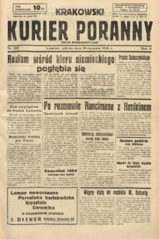 Krakowski Kurier Poranny : pismo demokratyczne. 1938, nr225