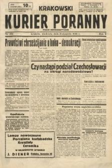 Krakowski Kurier Poranny : pismo demokratyczne. 1938, nr226
