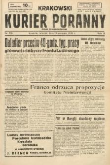 Krakowski Kurier Poranny : pismo demokratyczne. 1938, nr228