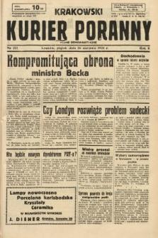 Krakowski Kurier Poranny : pismo demokratyczne. 1938, nr231