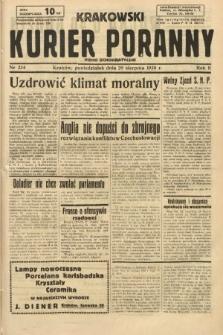 Krakowski Kurier Poranny : pismo demokratyczne. 1938, nr234