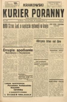 Krakowski Kurier Poranny : pismo demokratyczne. 1938, nr235