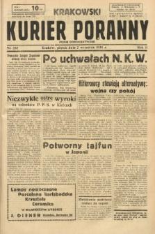 Krakowski Kurier Poranny : pismo demokratyczne. 1938, nr238