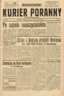 Krakowski Kurier Poranny : pismo demokratyczne. 1938, nr239