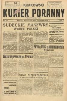 Krakowski Kurier Poranny : pismo demokratyczne. 1938, nr241