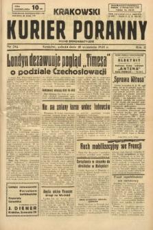 Krakowski Kurier Poranny : pismo demokratyczne. 1938, nr246