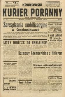 Krakowski Kurier Poranny : pismo demokratyczne. 1938, nr253