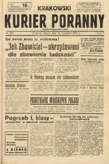 Krakowski Kurier Poranny : pismo demokratyczne. 1938, nr259
