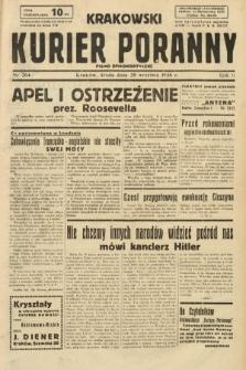 Krakowski Kurier Poranny : pismo demokratyczne. 1938, nr264