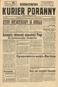 Krakowski Kurier Poranny : pismo demokratyczne. 1938, nr265