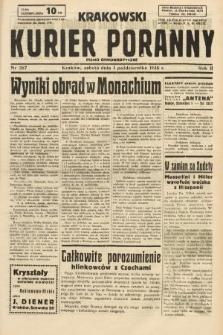 Krakowski Kurier Poranny : pismo demokratyczne. 1938, nr267