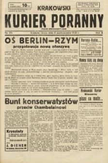 Krakowski Kurier Poranny : pismo demokratyczne. 1938, nr271