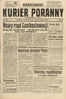 Krakowski Kurier Poranny : pismo demokratyczne. 1938, nr272