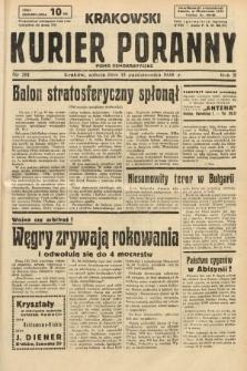 Krakowski Kurier Poranny : pismo demokratyczne. 1938, nr281
