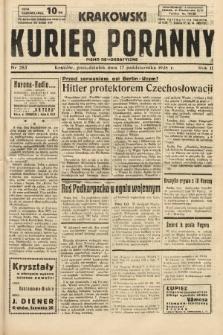 Krakowski Kurier Poranny : pismo demokratyczne. 1938, nr283
