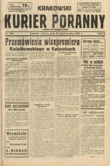 Krakowski Kurier Poranny : pismo demokratyczne. 1938, nr284