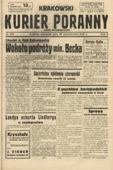 Krakowski Kurier Poranny : pismo demokratyczne. 1938, nr286