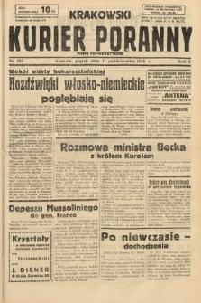 Krakowski Kurier Poranny : pismo demokratyczne. 1938, nr287