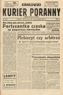 Krakowski Kurier Poranny : pismo demokratyczne. 1938, nr292