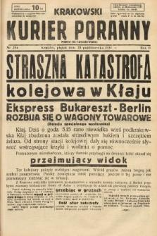 Krakowski Kurier Poranny : pismo demokratyczne. 1938, nr294