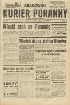 Krakowski Kurier Poranny : pismo demokratyczne. 1938, nr295