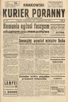 Krakowski Kurier Poranny : pismo demokratyczne. 1938, nr297