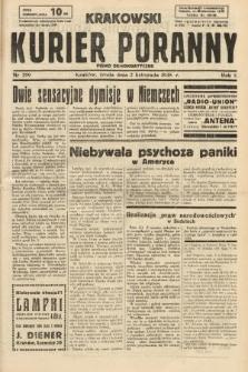 Krakowski Kurier Poranny : pismo demokratyczne. 1938, nr299