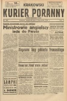 Krakowski Kurier Poranny : pismo demokratyczne. 1938, nr303
