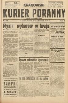 Krakowski Kurier Poranny : pismo demokratyczne. 1938, nr305