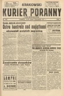 Krakowski Kurier Poranny : pismo demokratyczne. 1938, nr306