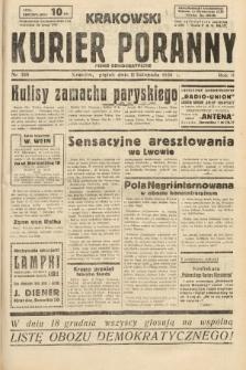 Krakowski Kurier Poranny : pismo demokratyczne. 1938, nr308